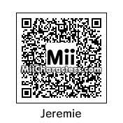 QR Code for Jeremie Belpois by Omkey
