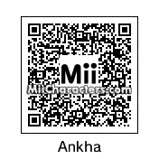 QR Code for Ankha by Conansboy