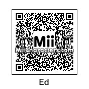 QR Code for Ed by ScottishDok