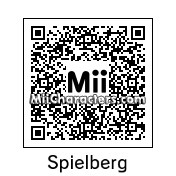 QR Code for Steven Spielberg by Andy Anonymous