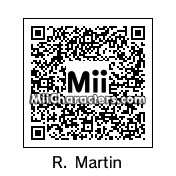 QR Code for Roland Martin by Tocci