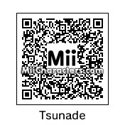 QR Code for Tsunade by Ace1921