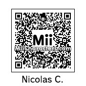 QR Code for Nicolas Cage (Meme Version) by J1N2G