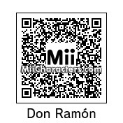 QR Code for Don Ramon by Brunosky Inc