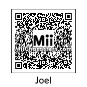 QR Code for Joel by Brunosky Inc