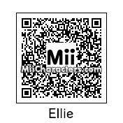 QR Code for Ellie by Brunosky Inc