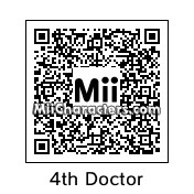 QR Code for The Fourth Doctor by 12thDoctor