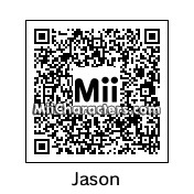 QR Code for Jason Voorhees by !SiC