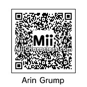 QR Code for Arin Grump by DustinBrox