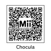 QR Code for Count Chocula by Alien803