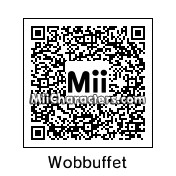 QR Code for Wobbuffet by J1N2G