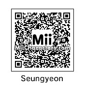 QR Code for Seungyeon by damone