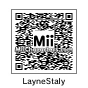 QR Code for Layne Staley by Tom