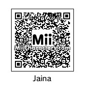 QR Code for Jaina Proudmore by Daddy Man