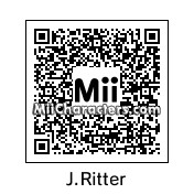 QR Code for John Ritter by BJ Sturgeon