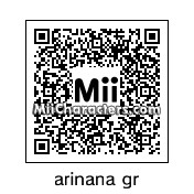 QR Code for Ariana Grande by dragonvenom