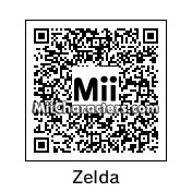 QR Code for Princess Zelda by ZeroSuitSammie