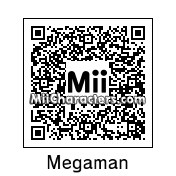 QR Code for Mega Man by pantherxl360