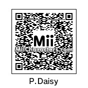 QR Code for Princess Daisy by ZeroSuitSammie