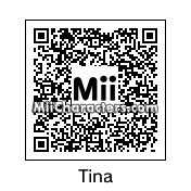 QR Code for Tina Belcher by Sadie