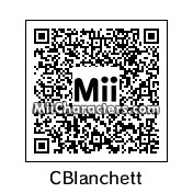 QR Code for Cate Blanchett by Eric