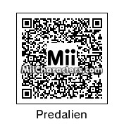 QR Code for Predalien by Xenomorph17