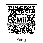 QR Code for Yang Xiao Long by JaroLeBlade