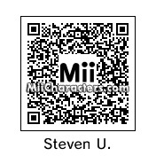 QR Code for Steven Quarts Universe by J1N2G