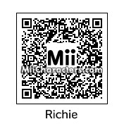 QR Code for Richard Richard by JDEzekude