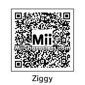 QR Code for Ziggy Stardust by JDEzekude