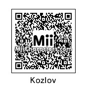 QR Code for Vladimir Kozlov by Tocci
