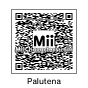 QR Code for Lady Palutena by KingofRogues