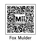 QR Code for David Duchovny by ohmu