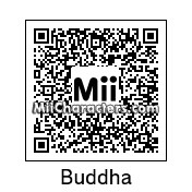 QR Code for Buddha by ohmu