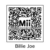 QR Code for Billie Joe Armstrong by Macaroni