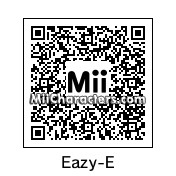 QR Code for Eazy-E by Dzra