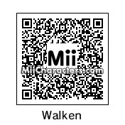 QR Code for Christopher Walken by Notoremo