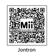 QR Code for Jontron by Notoremo