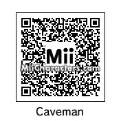 QR Code for Geico Caveman by Alien803