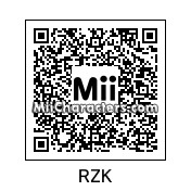 QR Code for Richard Z. Kruspe by Vnord
