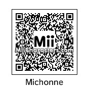 QR Code for Michonne by snootles5