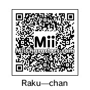 QR Code for Raku-chan by Nuttin
