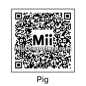 QR Code for Pig by surhai