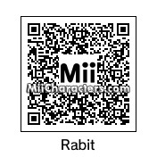QR Code for Rabbit by surhai
