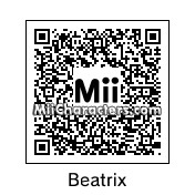QR Code for Princess Beatrix Wilhelmina Armgard by PoketendoNL