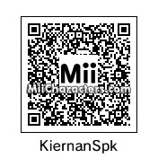 QR Code for Kiernan Shipka by aviacsa18