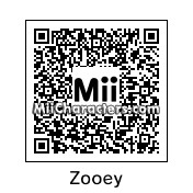 QR Code for Jess by Milz