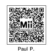 QR Code for Paul Phoenix by J1N2G