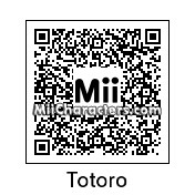 QR Code for Totoro by zebedy129