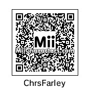 QR Code for Chris Farley by Chase